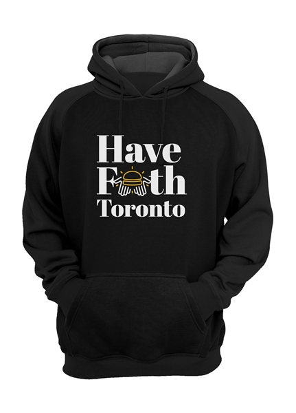 Picture of Have Faith Toronto Hoodie